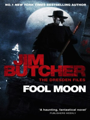 Image result for fool moon jim butcher