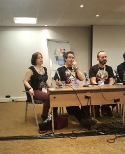 Morality in fantasy panel